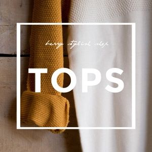 Tops - NEW! for FALL
